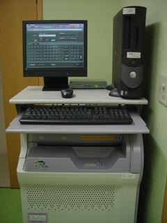 デジタル画像処理システム(FUJIFILM FCR XG-1)